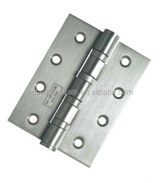 2015 AB AC SN Plated zinc alloy door hinge for in China