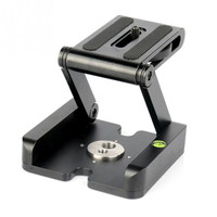 Hot Folding Z Type Stand Holder Professional Tripod Kit Ball Head for Camera Camcorder