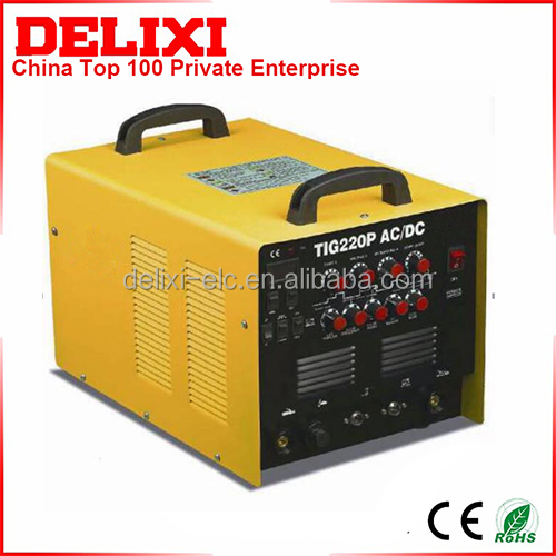 DELIXI Chinese Welding Machine Tig AC DC
