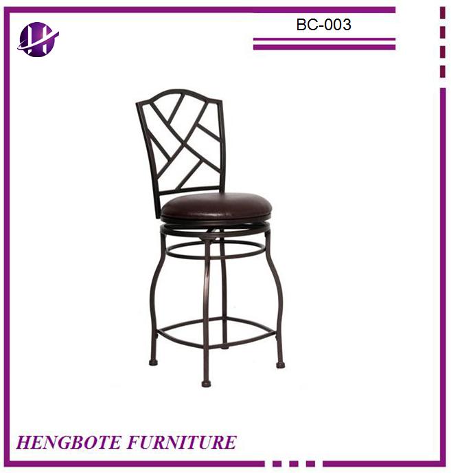 De pie de metal silla giratoria de altura barato del diseño moderno ...