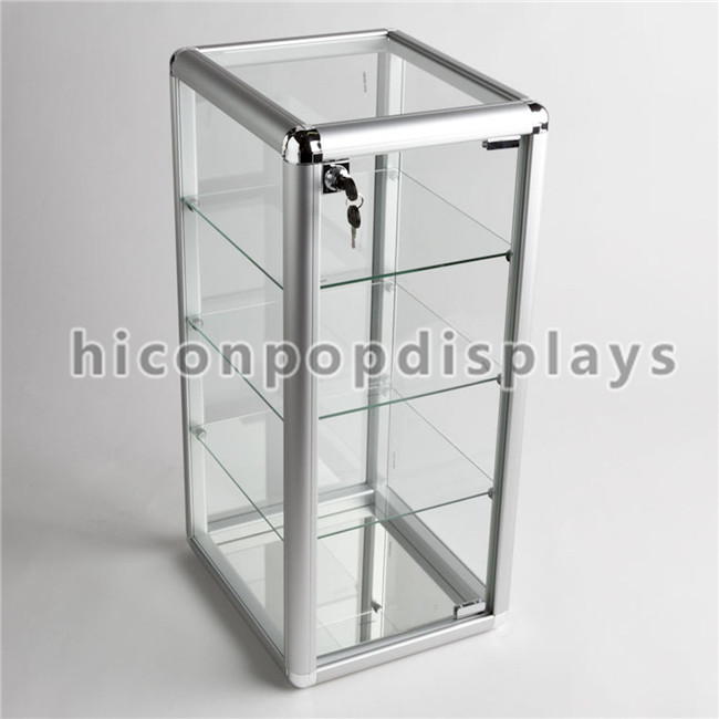 Simple Table Top Lockable Small
