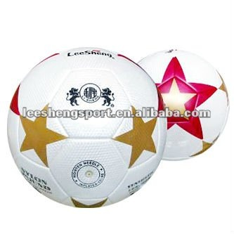 new model PU leather football
