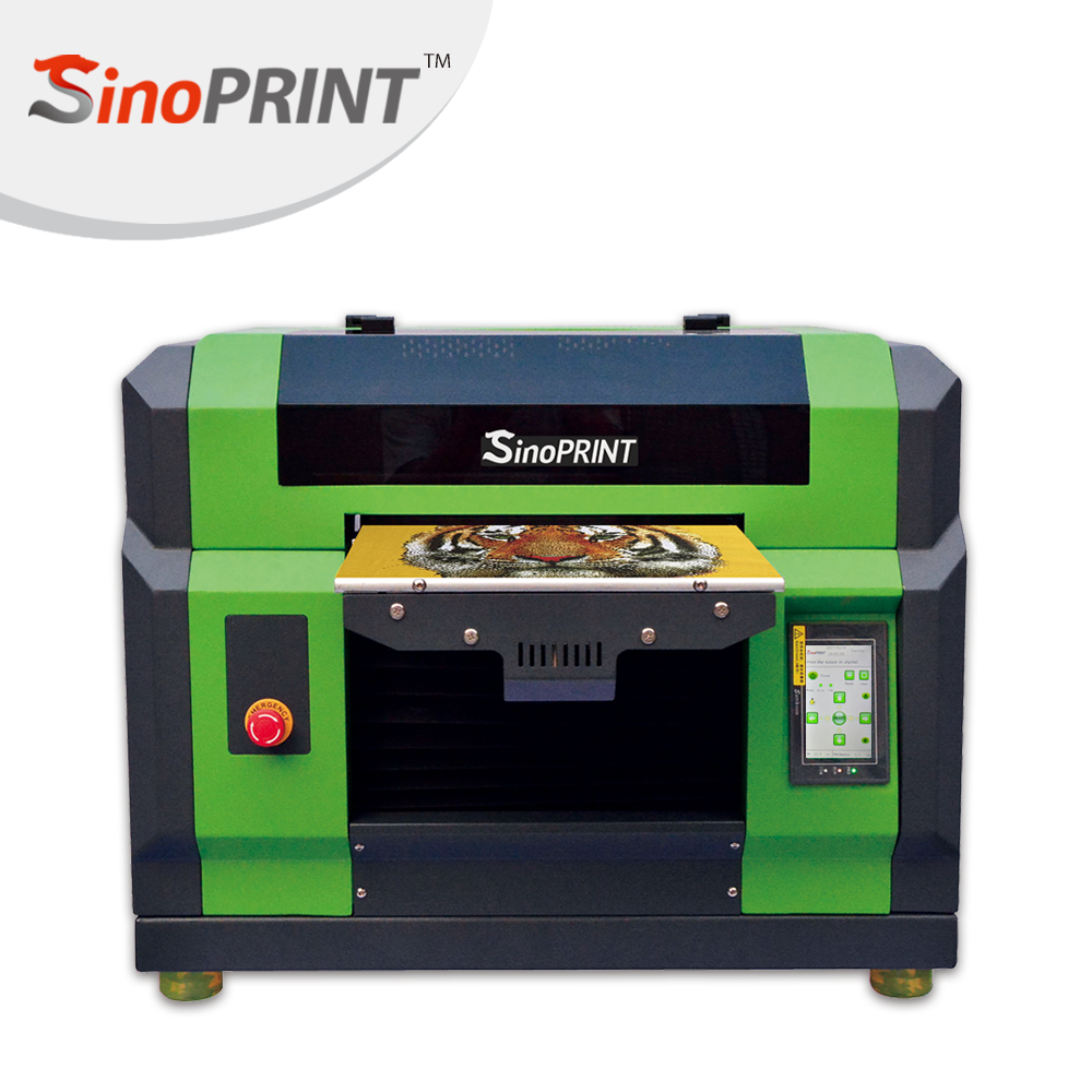 Hot Sale A3 DTG Direct to Garment T-shirt Digital Inkjet Printer