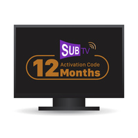 World Global IPTV Canada Free Test Account Subscription SUBTV Codes 12 Months