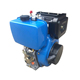 New type 173F 5hp single cylinder diesel diesel engine