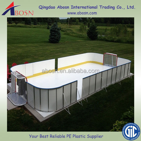 the most safe dasher board, ice house ice rink,DASHERBOARD and resurfacers