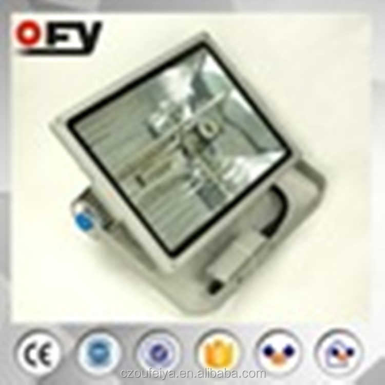 High frequency 2000 watt HQI flood light nature white 5 years warranty