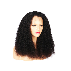 Tangle free full lace afro india sexi women long wig for black men