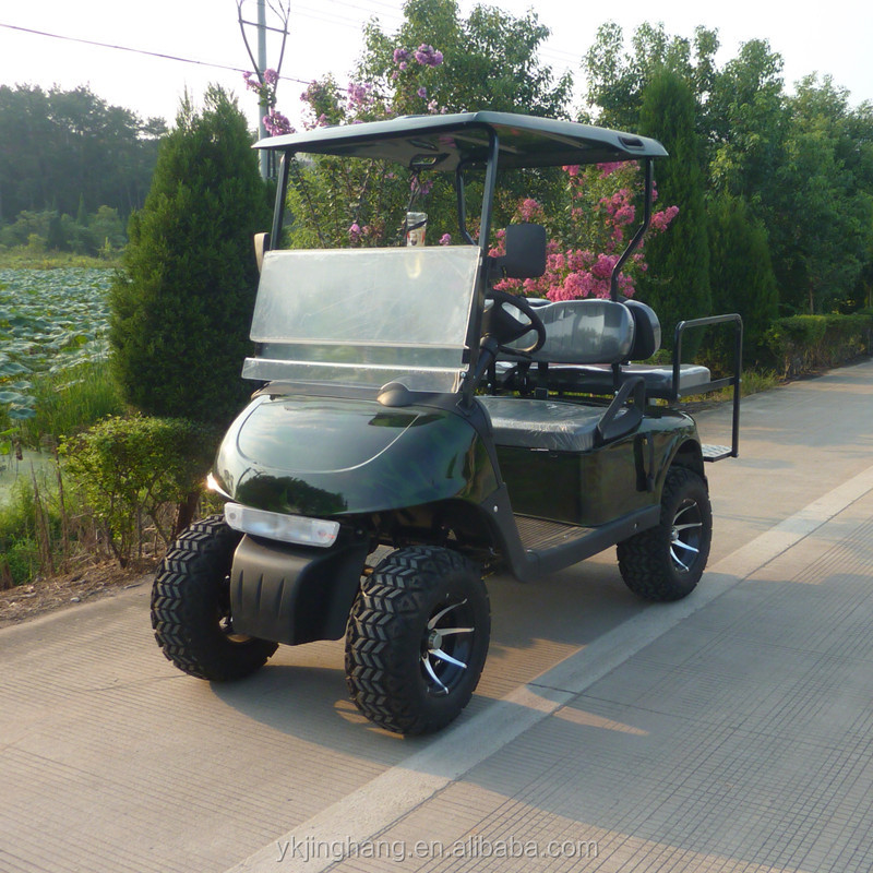 4 Wheel Drive Electric Golf Cart With Compeive Price 4x4