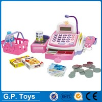 Learning Resources Pretend & Play Calculator Cash Register toy