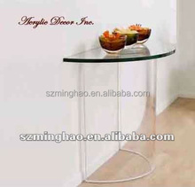 Merveilleux Acrylic Hall Table, Acrylic Hall Table Suppliers And Manufacturers At  Alibaba.com