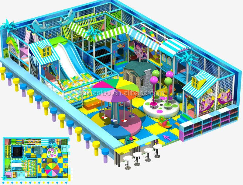 Gm0 guangzhou indoor children play area equipment soft for Indoor play area for kids