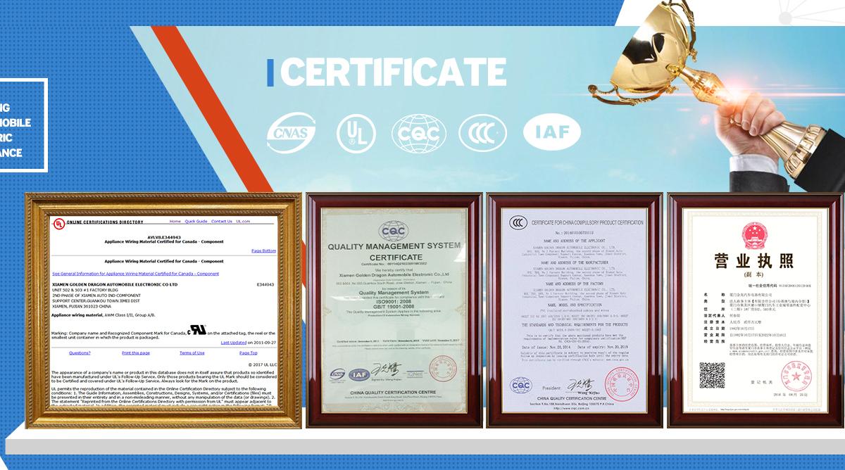 Xiamen Golden Dragon Automobile Electronic Co., Ltd. - Automobile ...