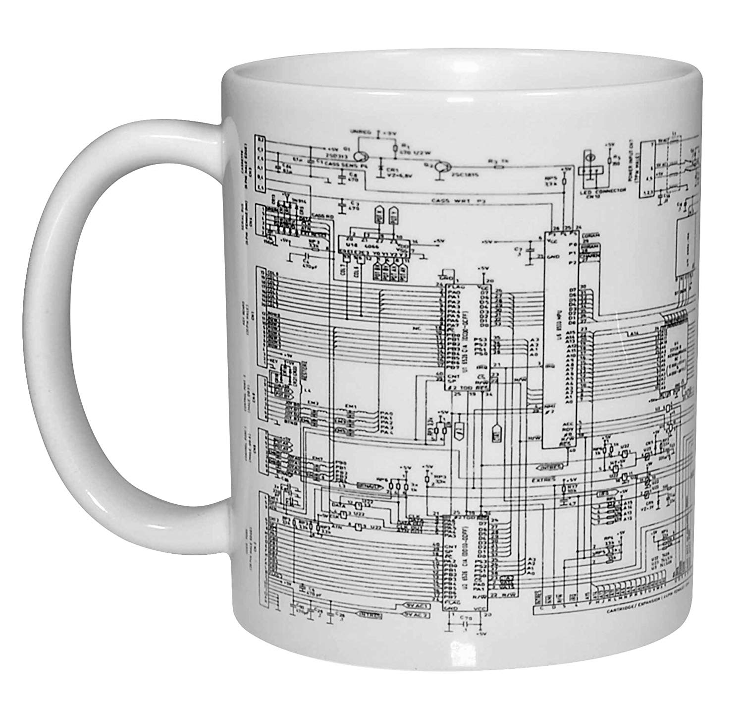 Cheap Timer Circuit Diagram Find Deals On Diagrams And Schematics Get Quotations Image Coffee Or Tea Mug