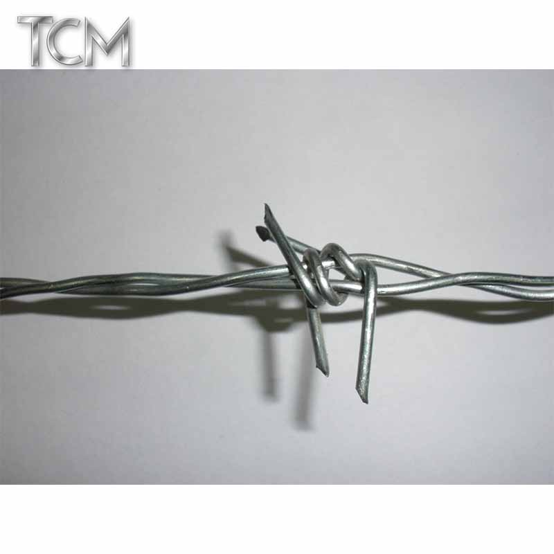 14 Gauge Galvanized Barbed Wire, 14 Gauge Galvanized Barbed Wire ...