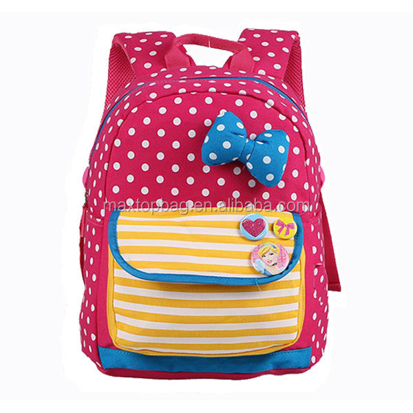 Hot Sale Cheap Little Girl School Bags /satchel Backpacks For ...