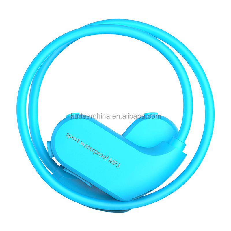 Waterproof Sports Wearable MP3 Headset Music <strong>Player</strong> 4GB/8GB