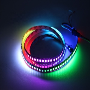 addressable 5v ws2812 5050 12v digital rgb led strip ws2801 ws2811 led strip