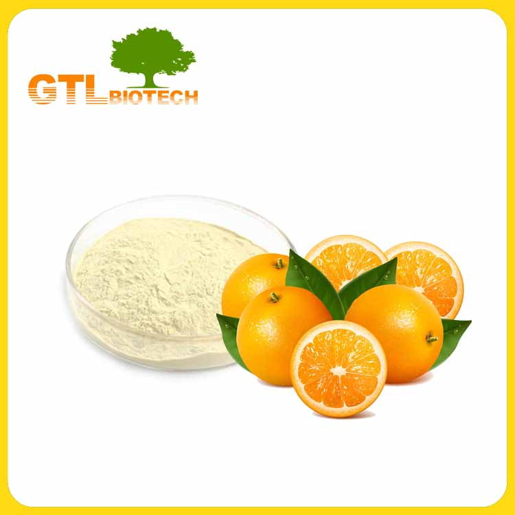 GTL Biotech Hot Sale Bulk Orange Flavor Powder