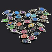 nfl charms for paracord bracelets