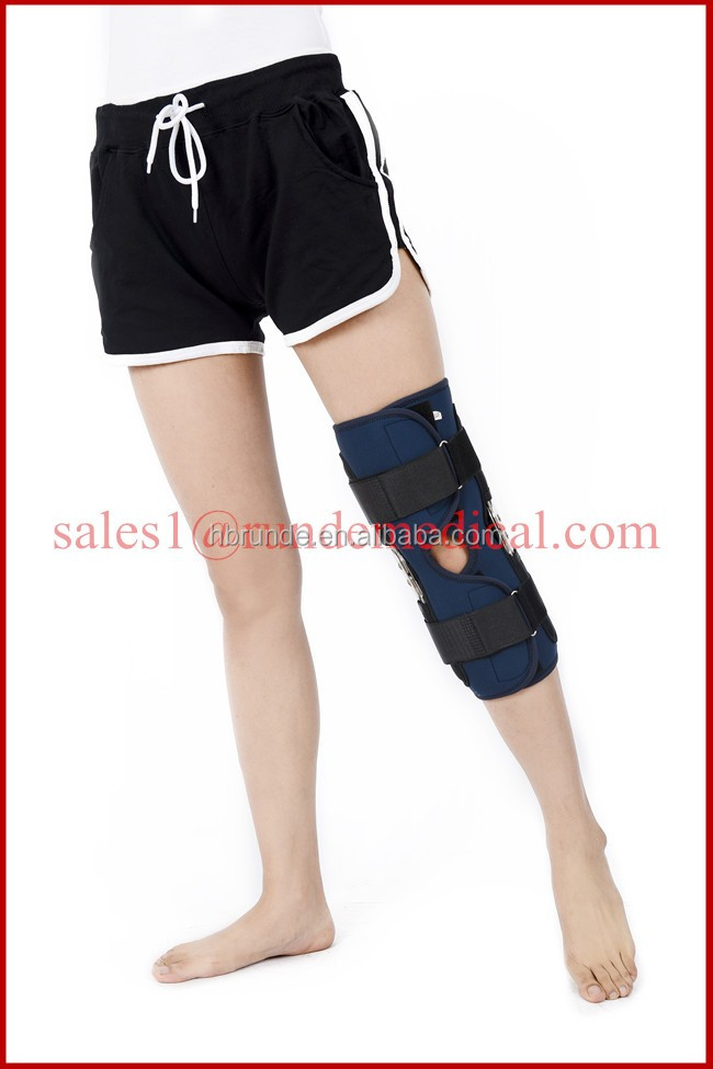 High quality neoprene xxxl knee brace