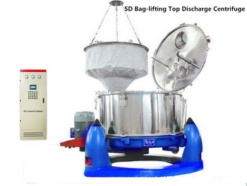 Sd Bag Lifting Basket Centrifuge Model 1250 N