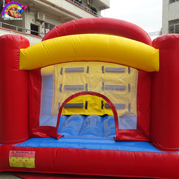 Customized air bouncer inflatable trampoline / inflatable bouncer