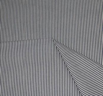 Black White 100 Cotton Stripe Fabrics Buy Stripe Fabricscotton