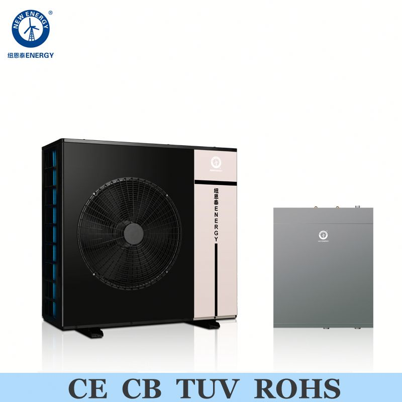 Dc inverter twin rotary compressor heat pump air to water inverter