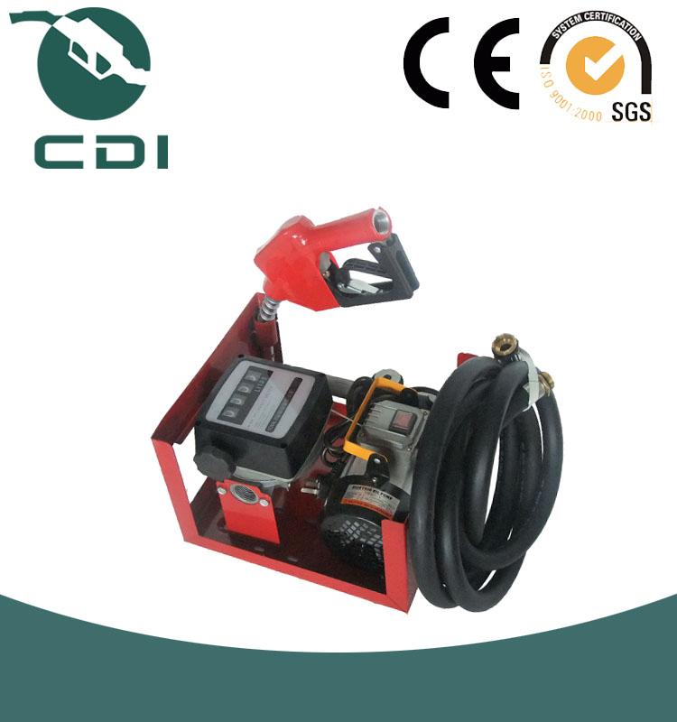 Dieselpumpe Heizöl 230V 600W öl Kraftstoffpumpe Dispenser Fass Pumpe 40 L//min