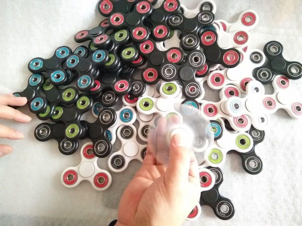skateboard bearing fidget spinner. torqbar fidget spinner bearing skateboard 608rs 608zz abec7