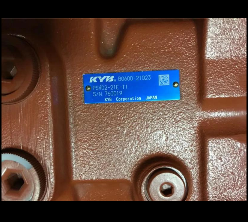 High quality KAYABA/KYB PSVD2-21E hydraulic psiton pump with the lowest price