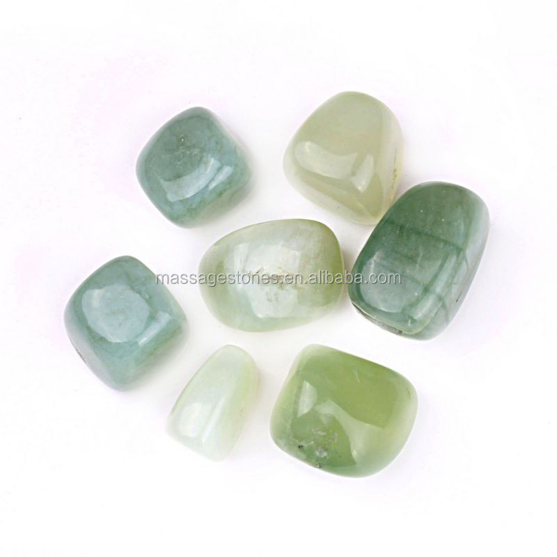 semi-precious tumbled <strong>stone</strong> wholesale green
