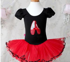 2e3950660f04 Girls Christmas Ballet Dress