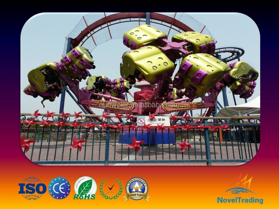 Good Quality Amusement Park Energy Storm For Adult