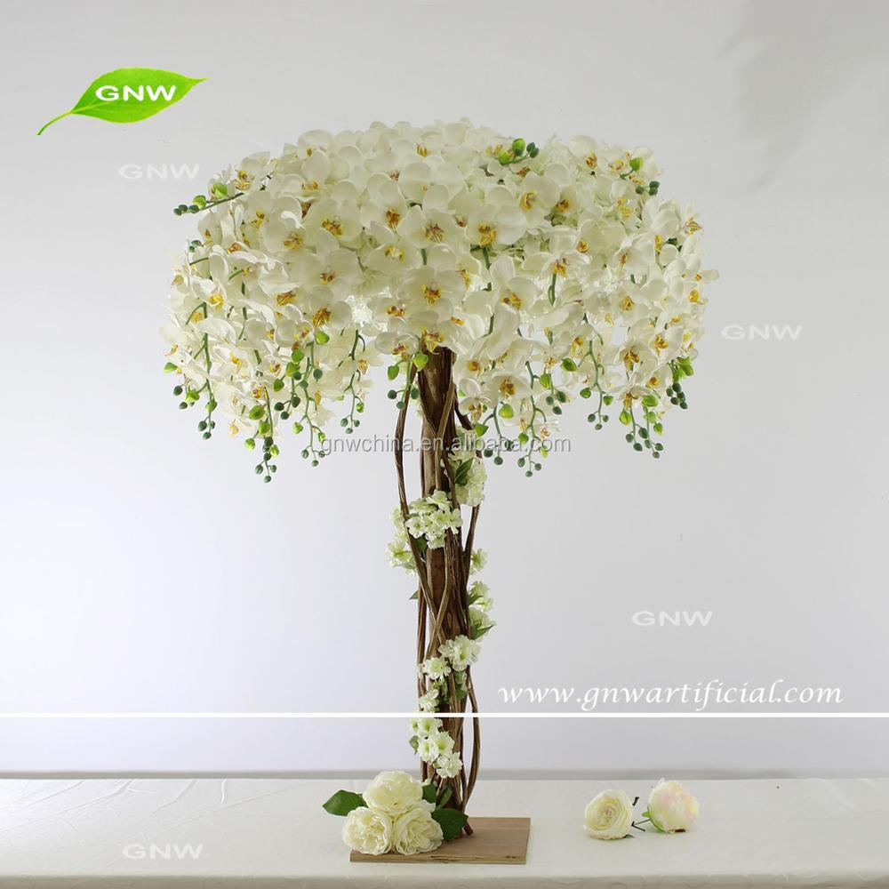 GNW wedding fack orchid tree centerpiece for wedding table ...