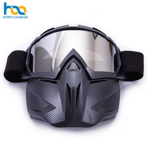 High Quality Safety UV400 Anti Dust Moto cross goggles