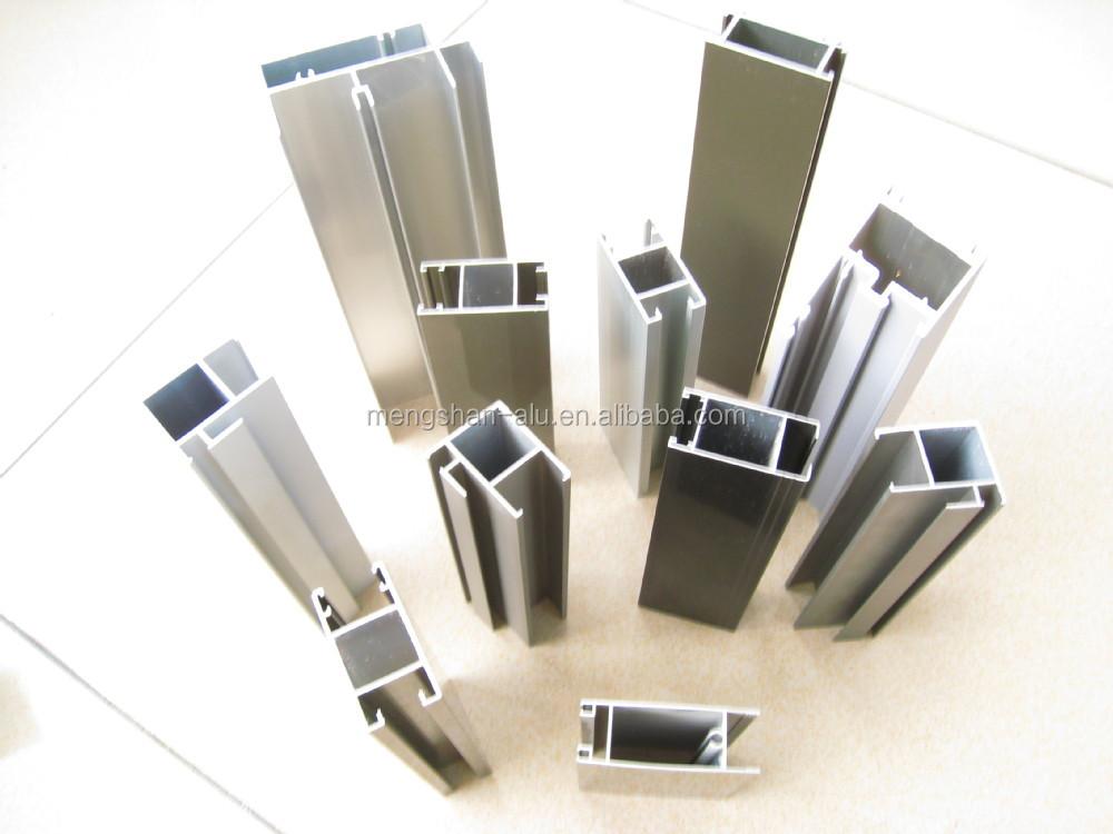 6063 t5 aluminum u channel profile glass railing u. Black Bedroom Furniture Sets. Home Design Ideas