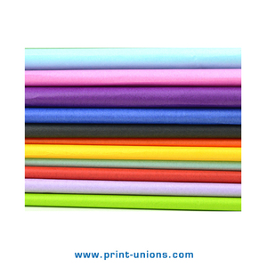 Stock cheap gift wrapping paper bag decorative color tissue paper