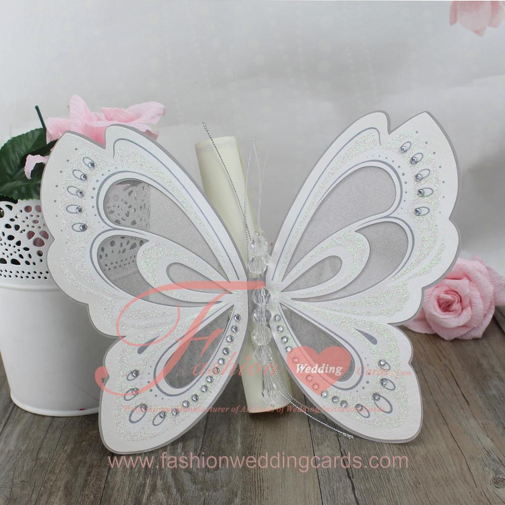 Luxury Laser Cut Butterfly Invitations With Box - Buy Butterfly Wedding  Invitations,Laser Cut Butterfly Invitations,Luxury Laser Cut Butterfly  Invitations Product on Alibaba.com