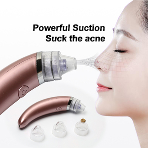 novelty items acne whelk treatment tool vacuum cleaner suct blackhead vacuum skin care