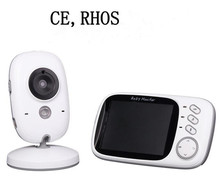 "Two-way speaker 3.2"" 2.4G Wireless Baby Monitor"