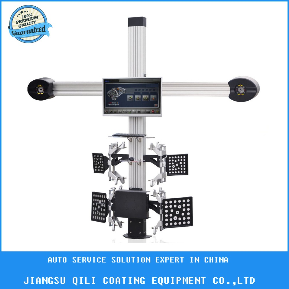 2017 most popular 3D wheel alignment equipment for sale