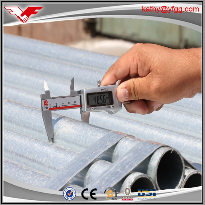 BS1139 & EN39 48.3 mm scaffolding tube , New products bs scaffolding tubes/pipes oil paintings