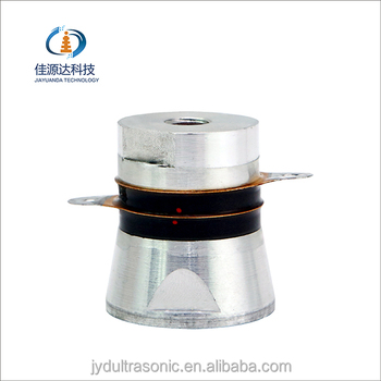 high frequency 25W ultrasonic cleaning transducer