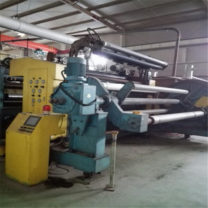 Used cpp casting film extruder machine/extrusion lines