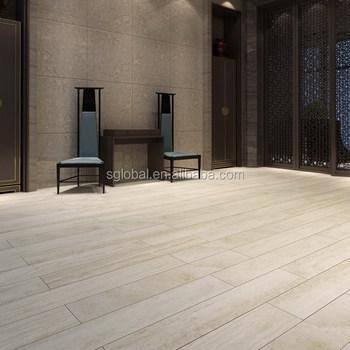 Glazed Porcelain Digital Printing Travertine Floor Tile 1200x600mm