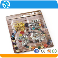 OEM Slide Blister Packaging, display plastic card clear case