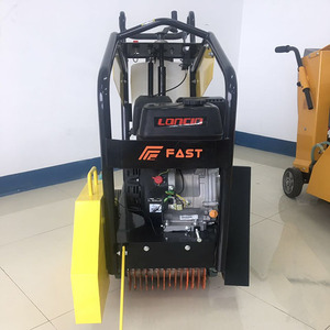 9HP diesel engine road cutting machine asphalt road cutter