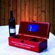 High End Video Brochure,10 Inch LCD Screen,Manufacturers,Graphics Video Greeting Card Box for Wine Gift Packing
